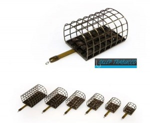 Drennan Koszyk Stainless Oval Cage Feeders