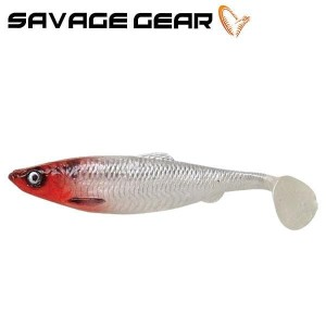 Savage Gear Herring Shad 4 D Red Head 9cm
