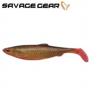Savage Gear Herring Shad 4 D Blood Belly 16cm