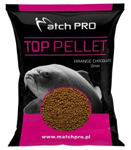 Pellet Match Pro Orange Chocolate 2 mm