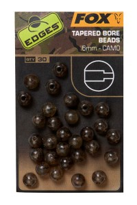 Fox camo tapered bore beads 4 mm