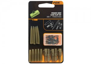 Fox Power Grip Lead CLip kit - zestaw