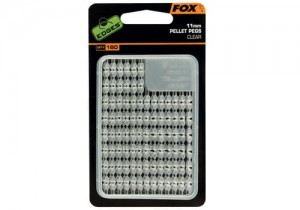 Fox  Pellet pegs 11 mm - stopery