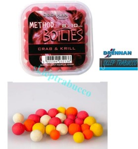 Drennan Boilies Method Crab Krill 8/10mm
