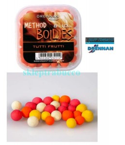 Drennan Boilies Method Tutti Frutti 8/10mm