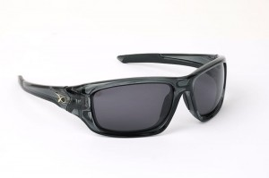 Okulary Matrix Trans Black Wraps/Grey Lense