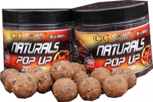 Kulki Carp Gravity Pop Up Naturals Zołza 18mm