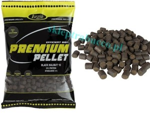 Pellet Lorpio Black Halibut 200gr