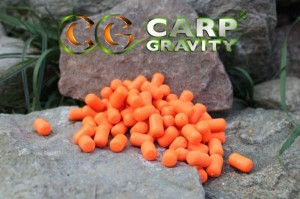 Carp Gravity Dumbells POP UP Truskawka 15mm